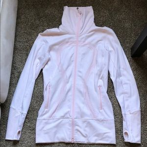 Lululemon Zip-up sweatshirt